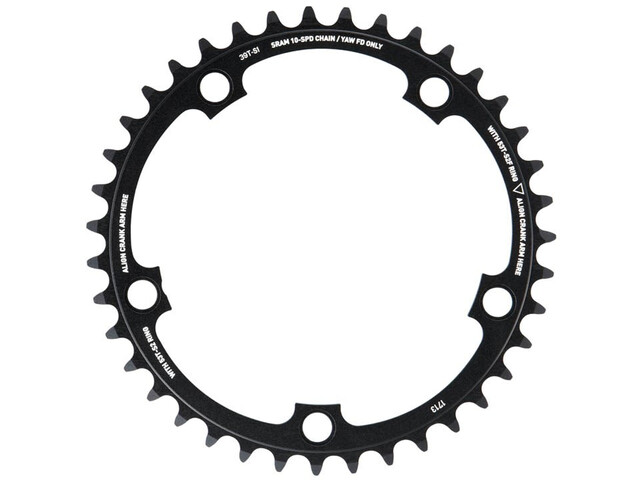 SRAM Road Corona dentata Red/Froce 130mm Lochkreis